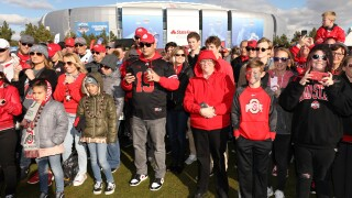 Ohio State Fiesta Bowl fans