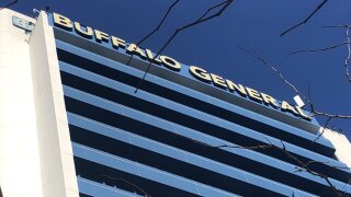 Buffalo General ranked best hospital in Buffalo area, 16th in New York state