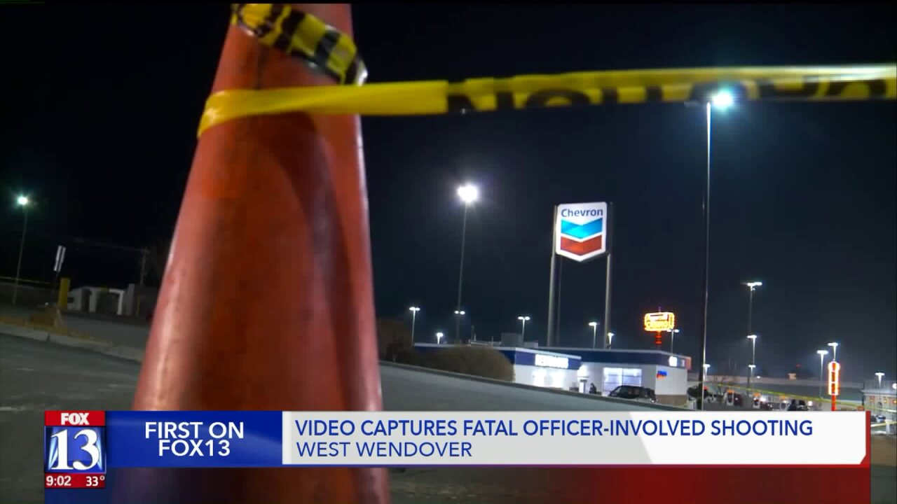 Police identify driver shot dead by officers following pursuit in West Wendover