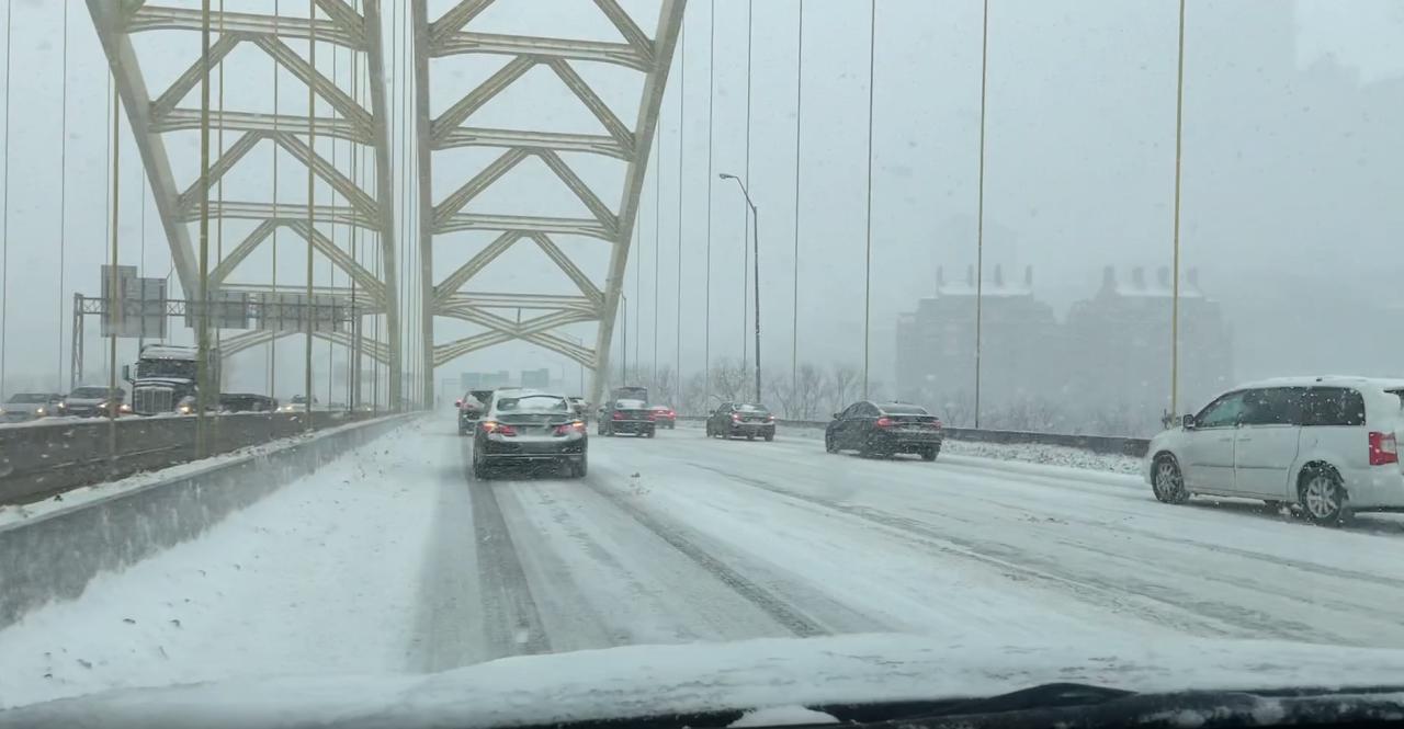 I-471 Daniel Carter Beard Bridge