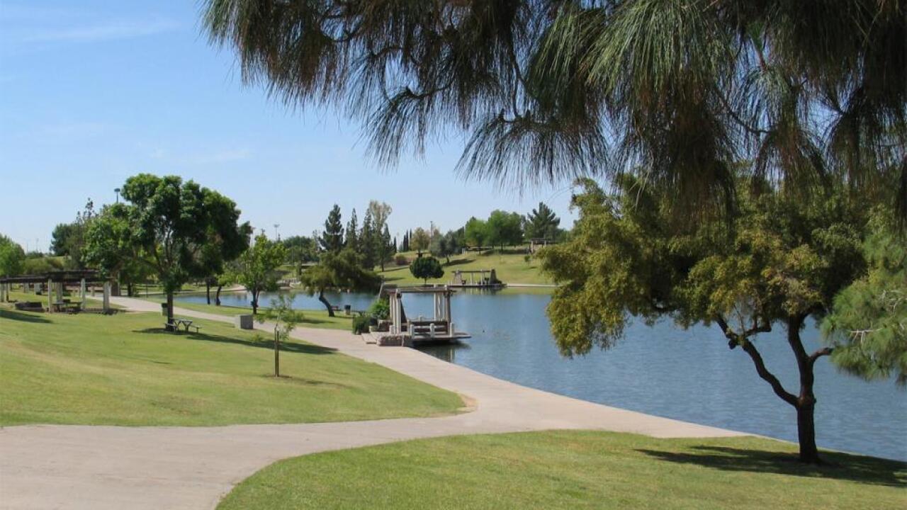 City of Tempe - Kiwanis Park