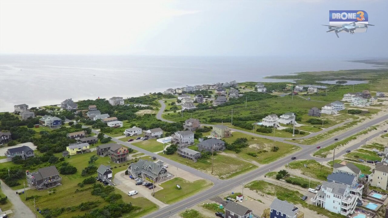 Businesses in relief to see visitors back on Hatteras and Ocracoke Islands after poweroutage