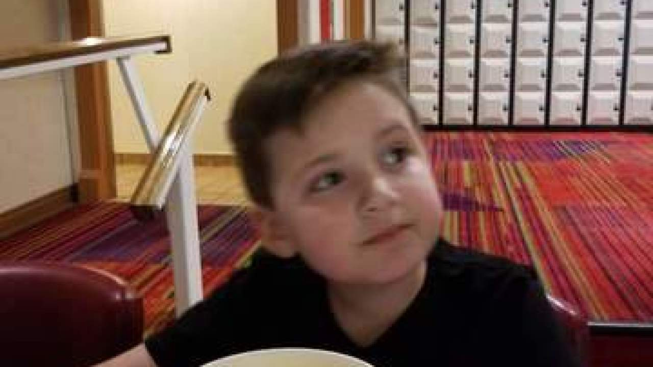 The parents of J.J. Wahrer want to send him to school with a device to help track him after he was the victim of abuse.