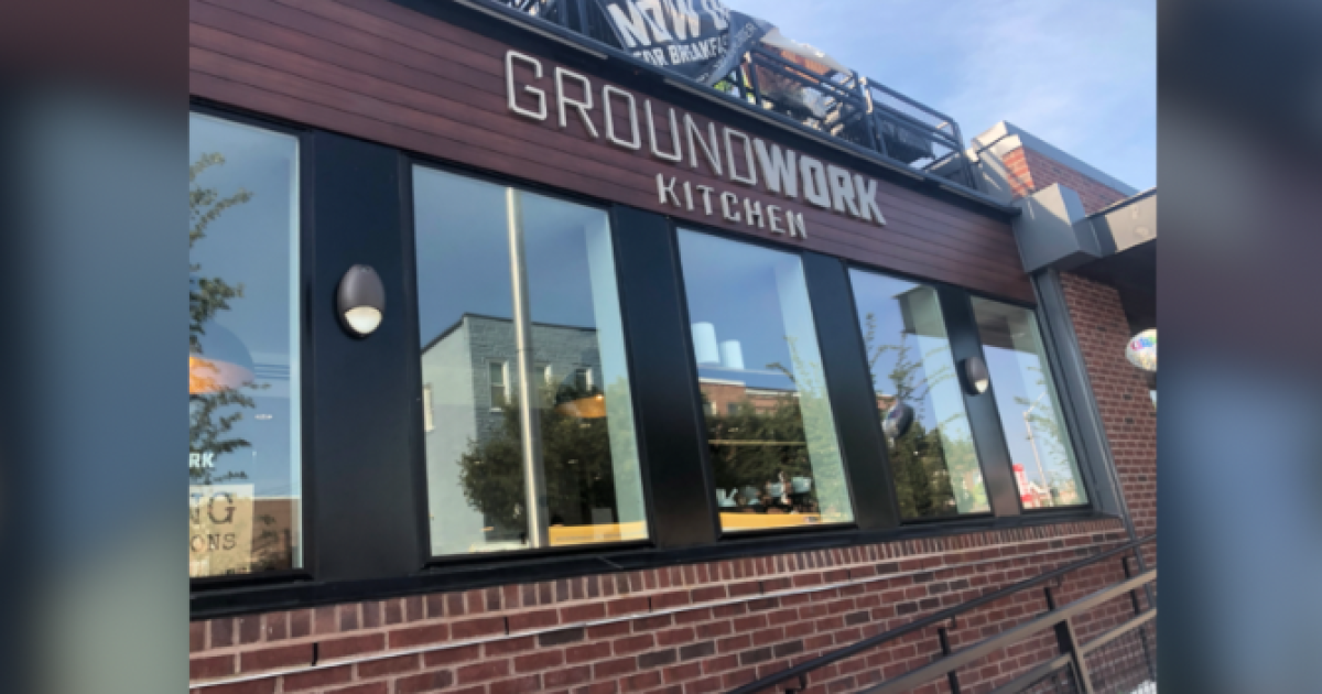 Groundwork Kitchen in Pigtown serving up meals and second chances