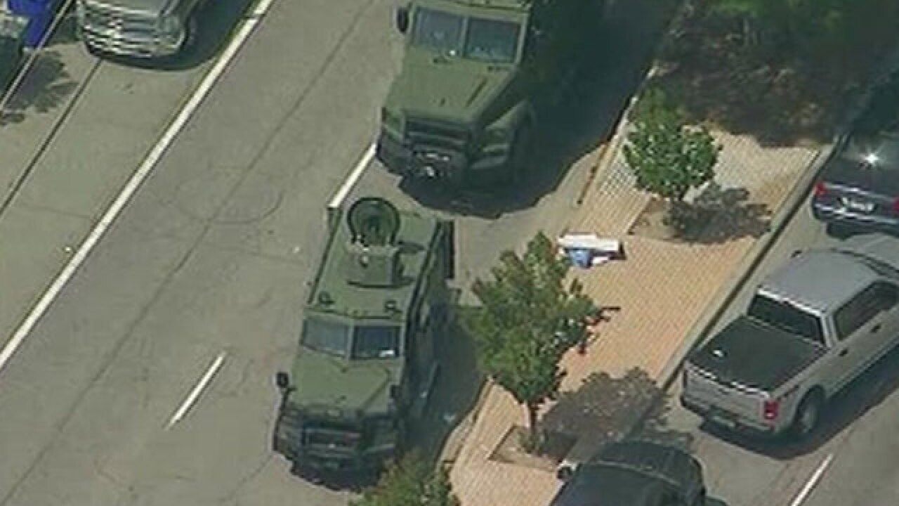 School shooting reported in San Bernardino