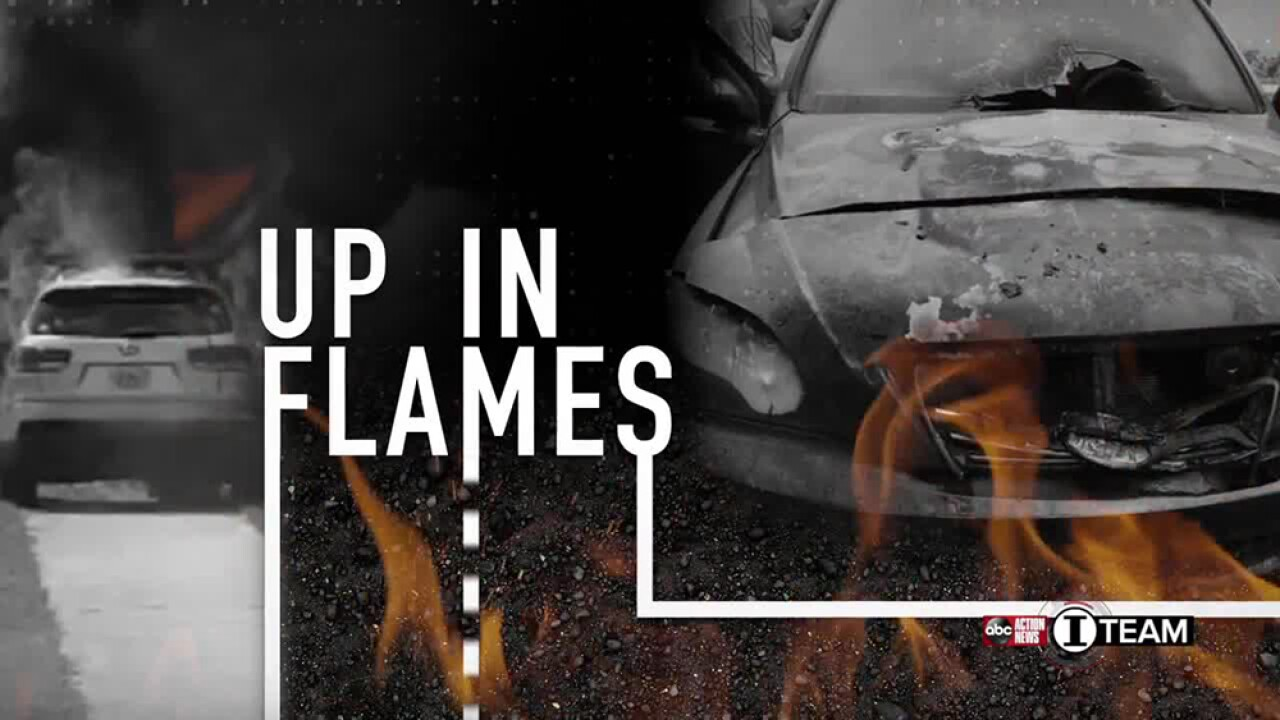 Up in Flames: An I-Team Investigation