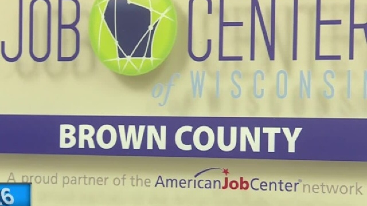 Green Bay job center