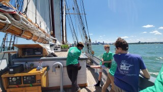 Project YESS Sailing Voyage