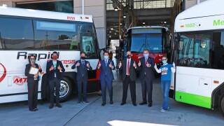 MTS Diesel Bus