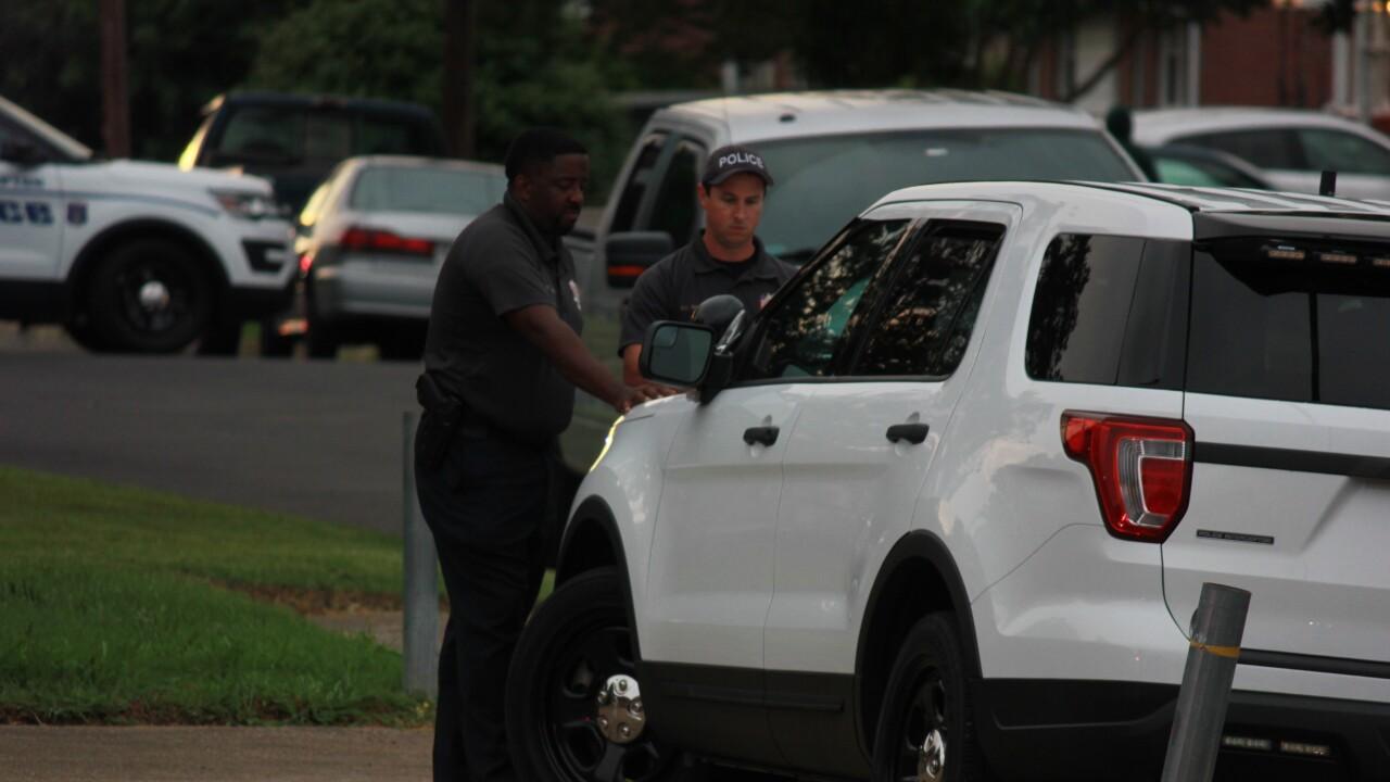 HP Berkley Drive homicide/barricade situation (June 22)