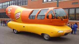 Oscar Mayer is looking for a college senior to drive the Wienermobile for a year