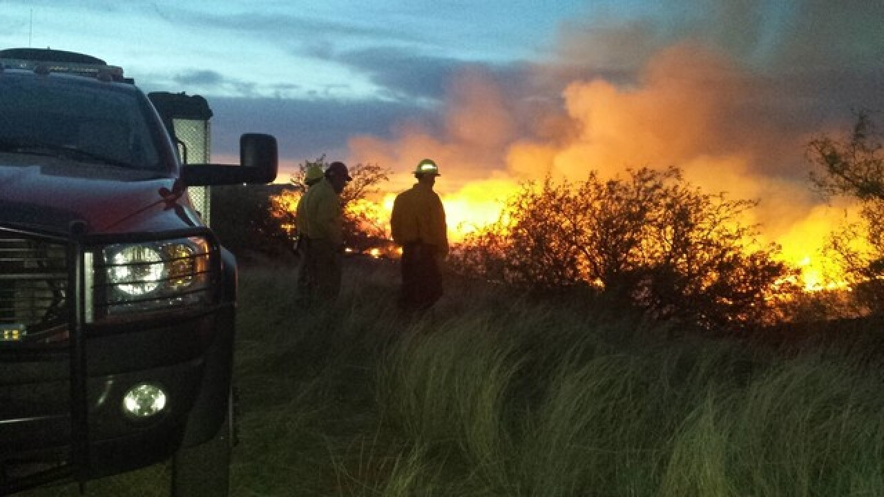 Environmental impact of Sawmill Fire to be determined