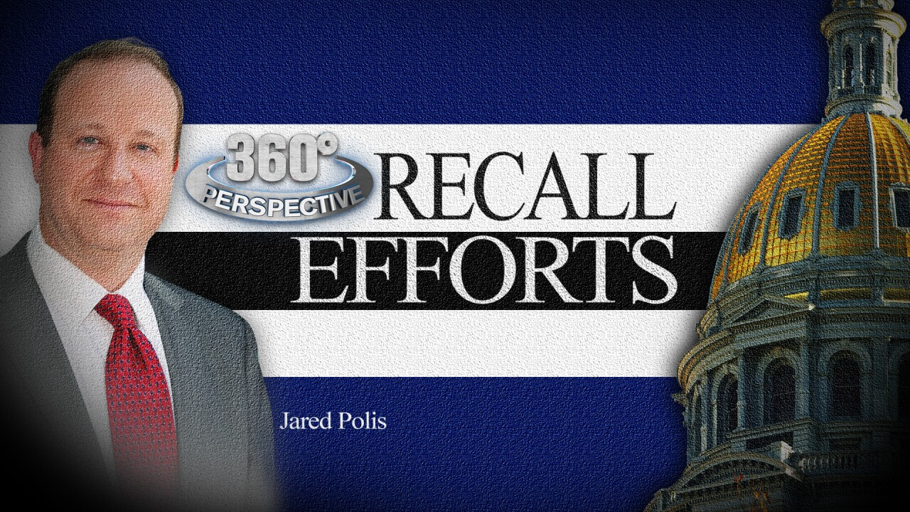 360° Perspective Governor Recall Effort