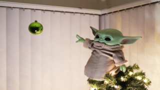 Baby Yoda Tree Toppers Popular This Year