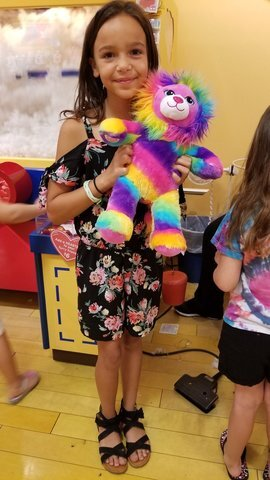 PHOTOS: Build-A-Bear 'Pay Your Age Day' in Las Vegas