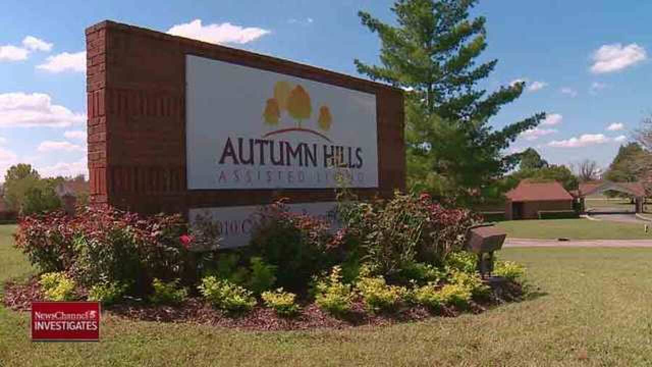 Nashville Cuts Ties With Autumn Hills Developer
