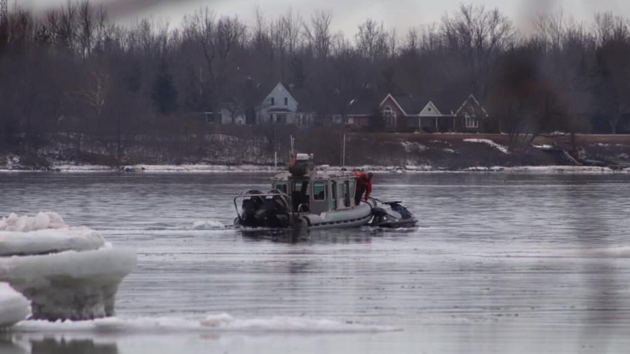 Jet Ski smugglers foiled after crash