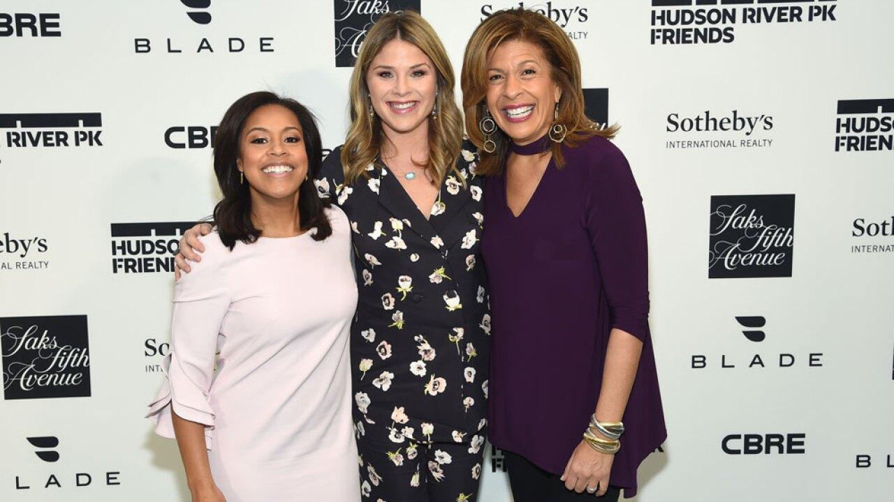 bf3c3cd22e51 NBC appoints Jenna Bush Hager co-host on 'Today' show's fourth hour with  Hoda Kotb