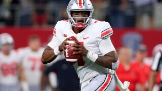 Confident Haskins says his numbers are deserving of Heisman
