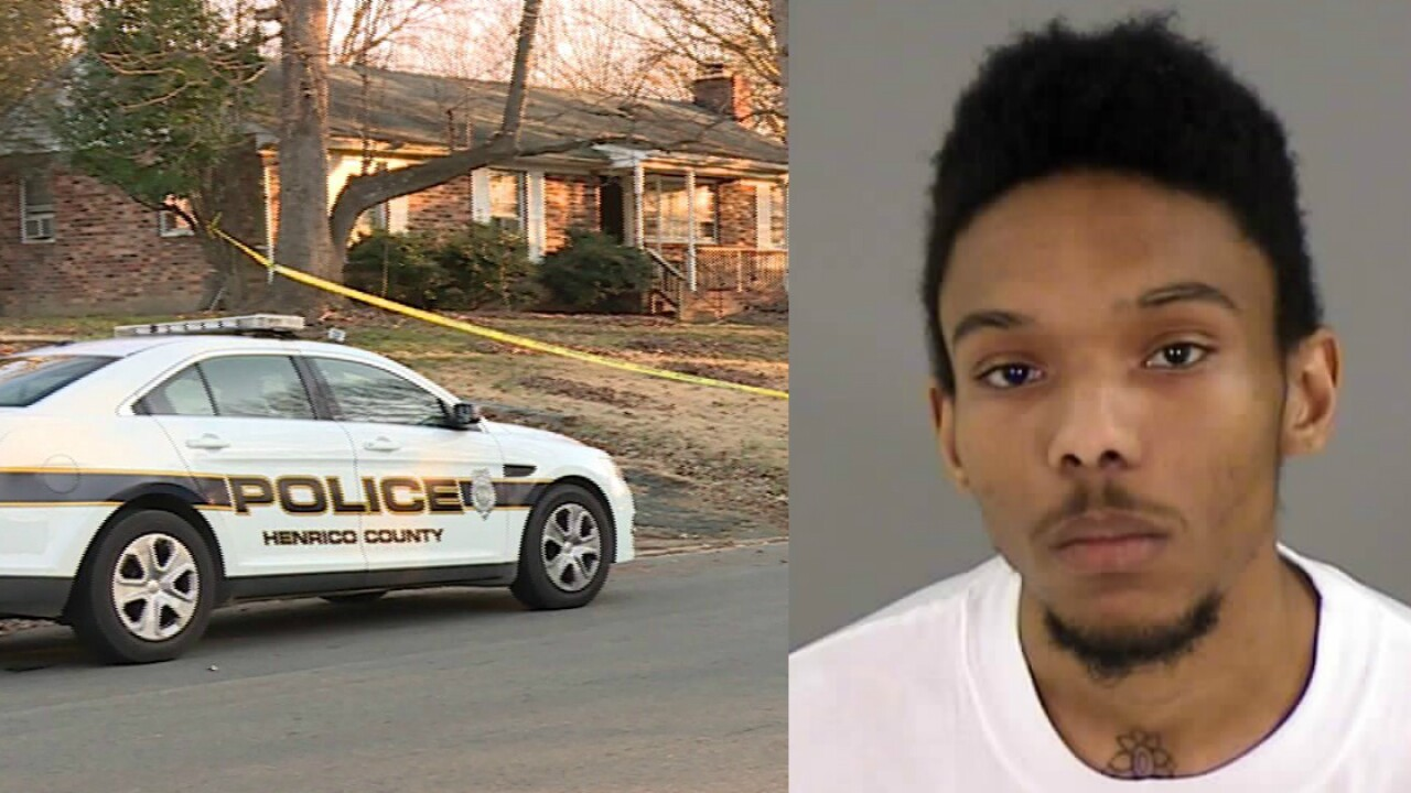 Man killed at Henrico home on New Year's; suspectarrested