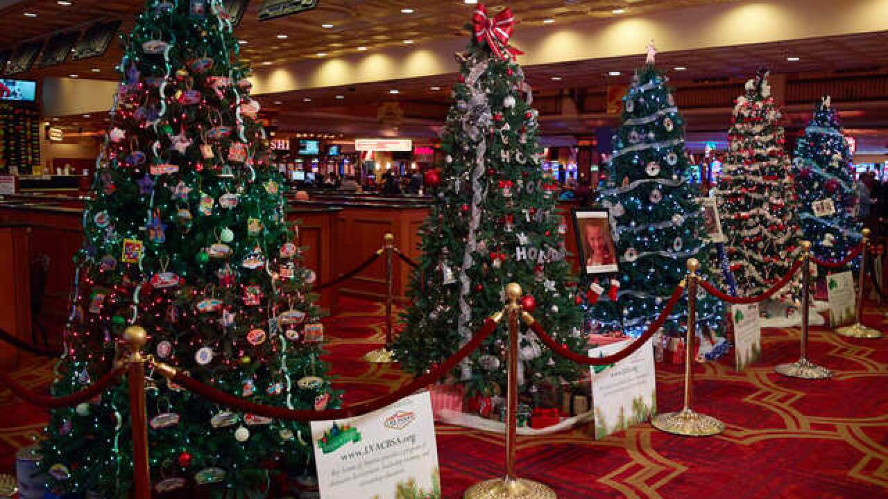 Boyd Gaming accepting entries for Trees of Hope
