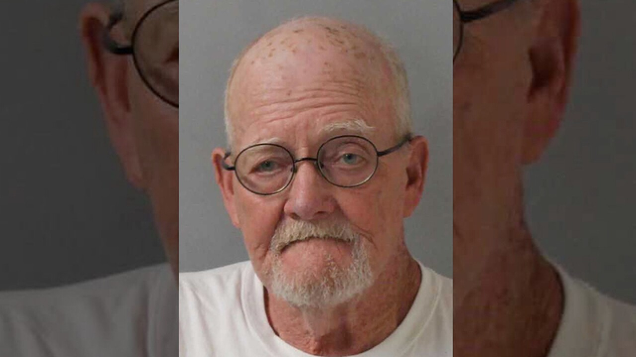Arrest Made After Man Rams Golf Cart With Mercedes