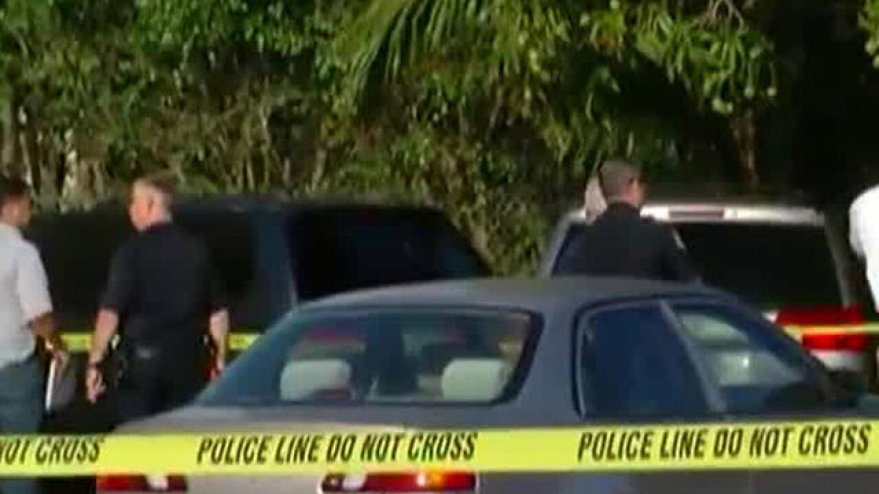 One man dead after shooting on 37th Street near Broadway in West Palm Beach