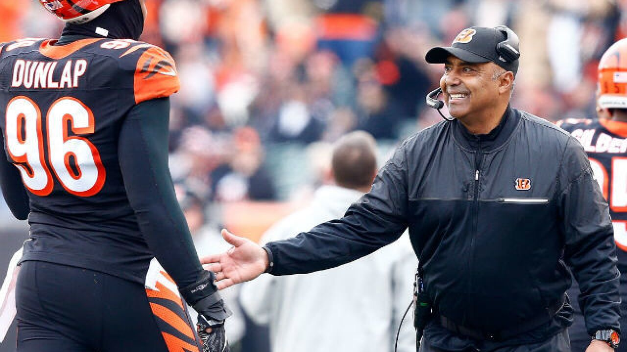 9 things we'll remember about Bengals coach Marvin Lewis