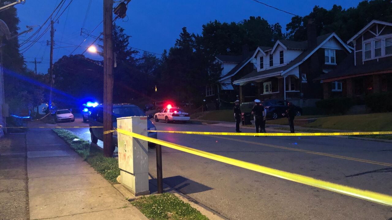 CPD investigate a homicide in the 3300 block of Bassett in EPH