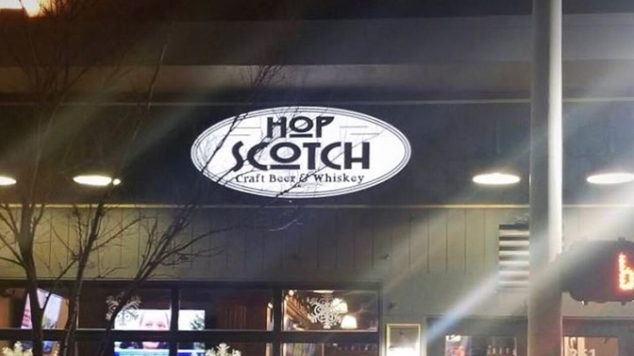 New Hop Scotch Craft Beer & Whiskey Bar opens in former