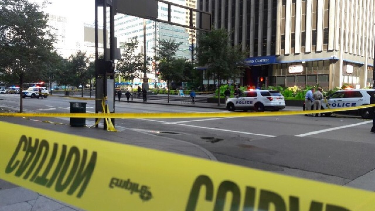CPS: Students at Fifth Third Center are safe