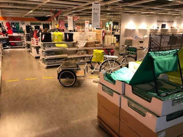 PHOTOS: Want to envision finished, Oak Creek IKEA store? Look to Bolingbrook, Illinois