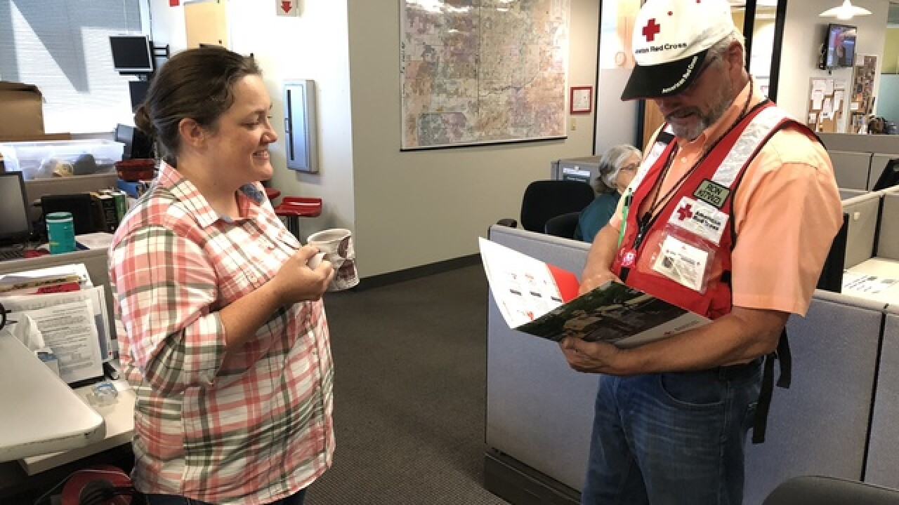 AZ Red Cross deployed to Hawaii