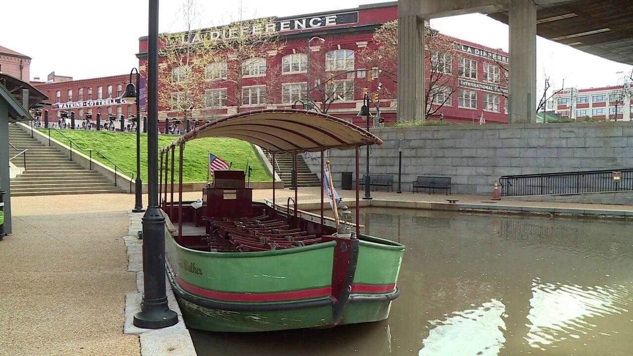 Riverfront Canal Cruises celebrating 20th season; rides beginFriday