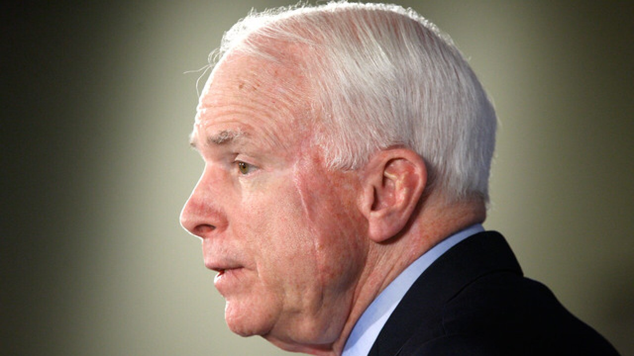 Local leaders from both sides of political aisle mourn Sen. John McCain