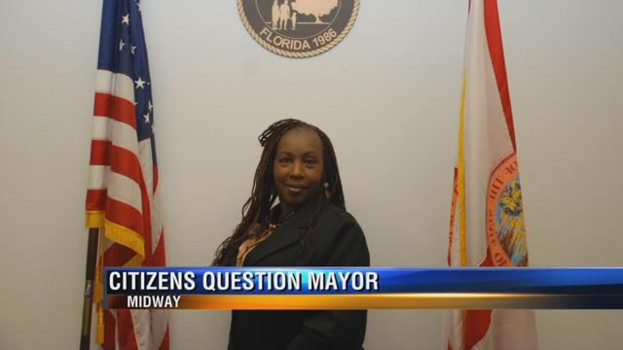 Midway residents accuse mayor of illegal activity