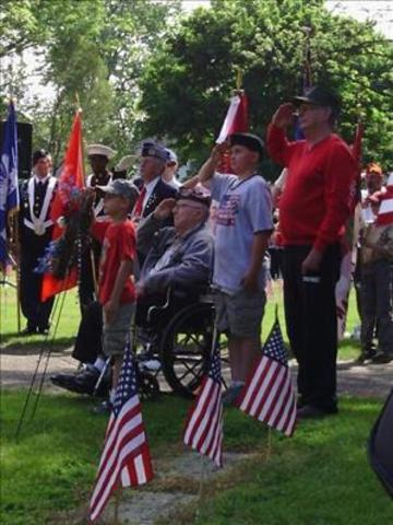 YES! Pics: Honor Our Veterans