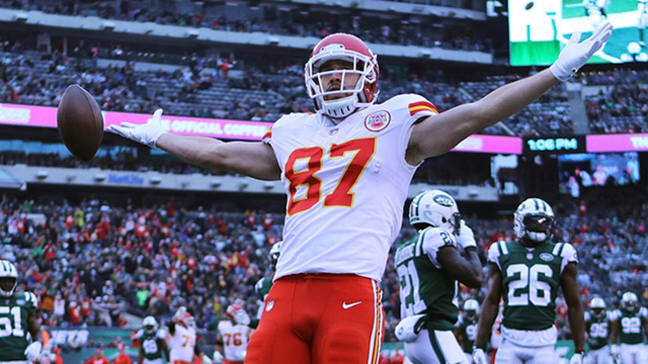 Kelce emerges as team leader, focused on new season