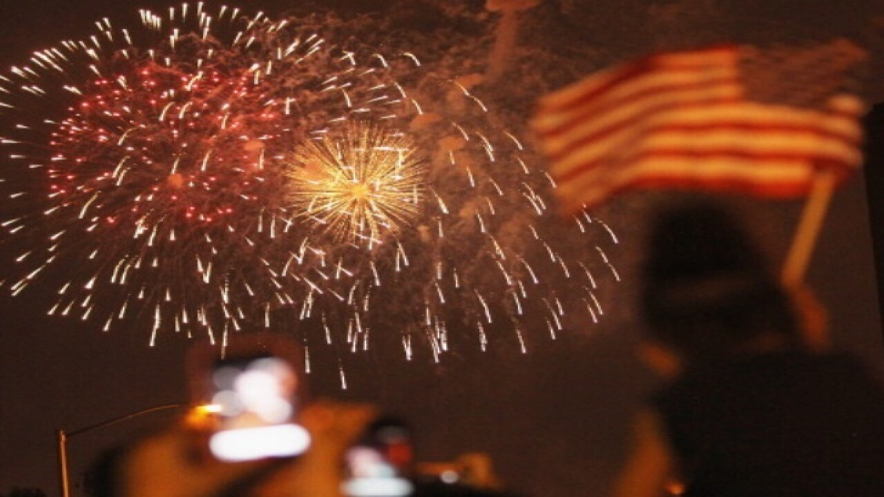 FUN! 24 Fourth of July firework shows near PHX
