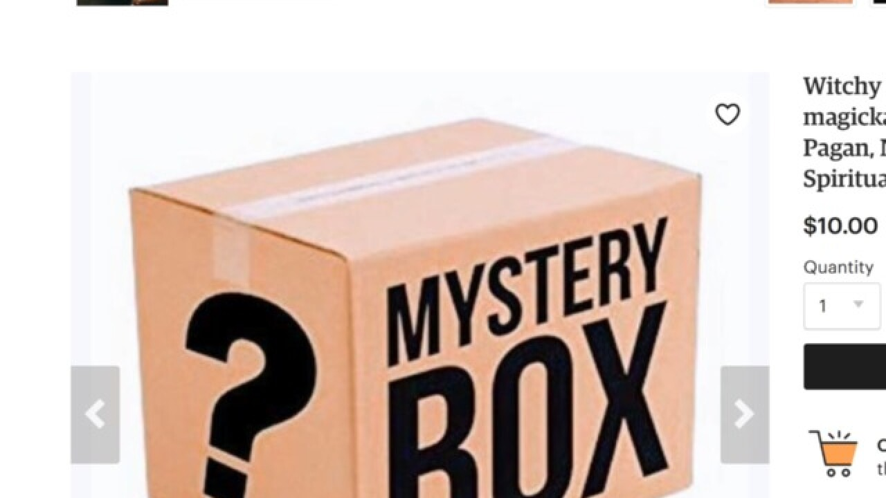 Mystery Box Trends Popular Online But What Are You Getting