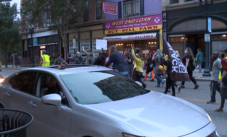 West End protests breonna taylor.png