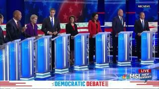 """""""2020 Dem. Primary Debate Wrap!"""""""
