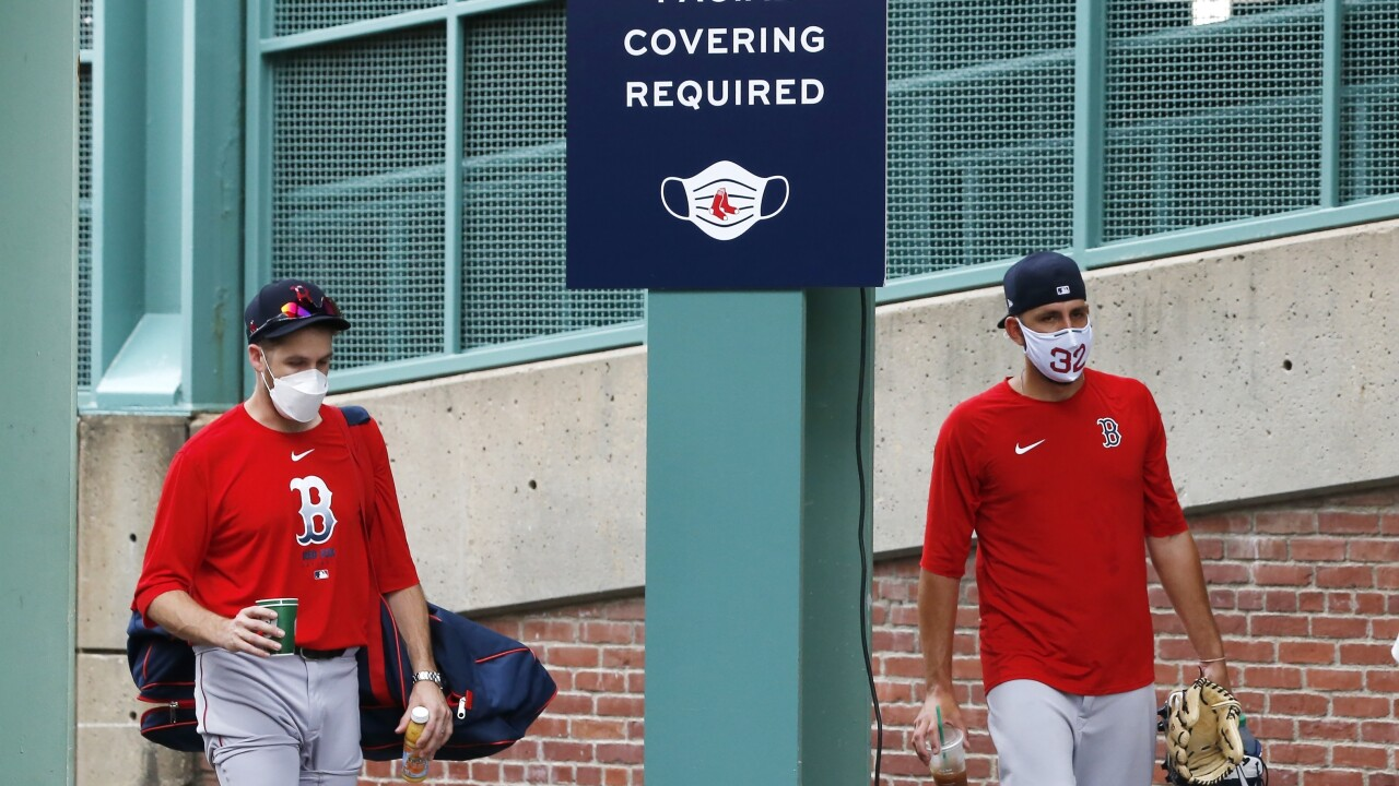 baseball, mask, social distancing, mlb mask