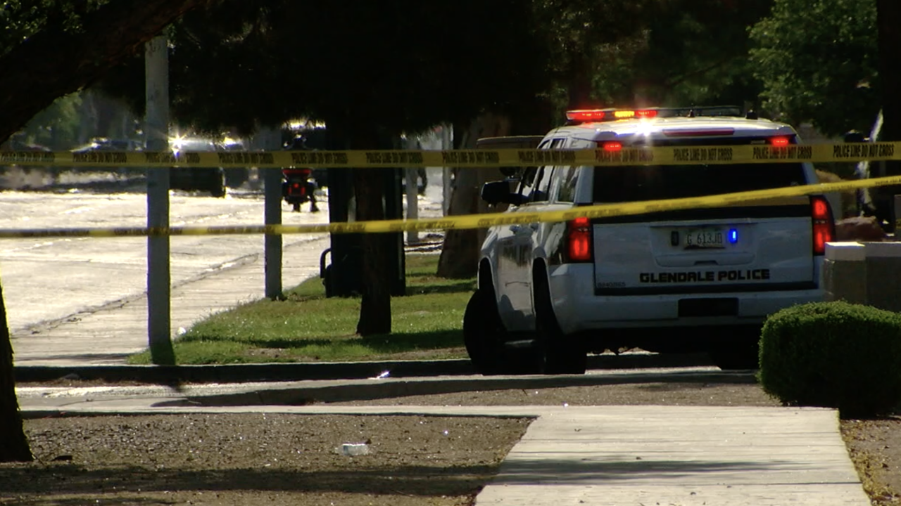 Man shot by Glendale PD officers near 51st Ave and Bethany Home Rd