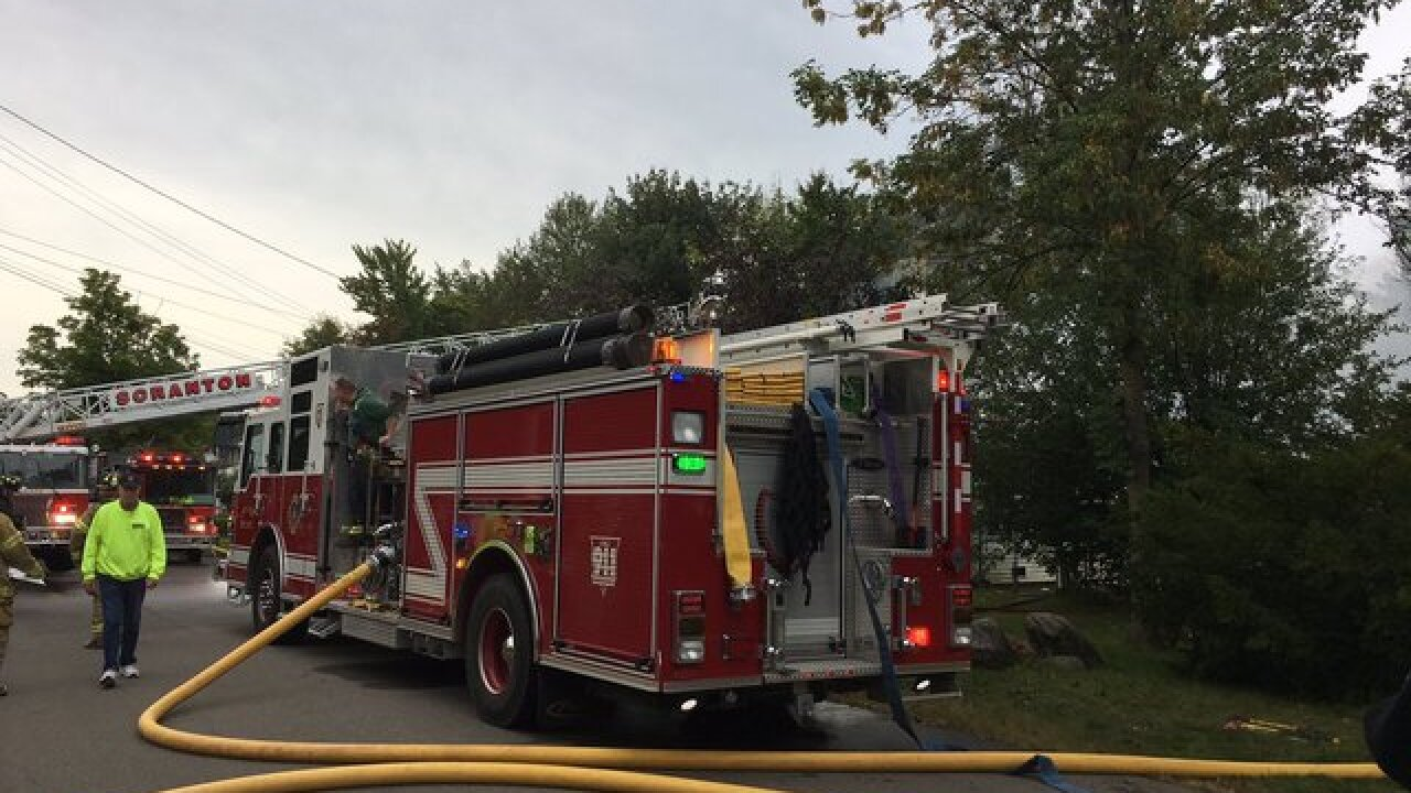 Lake View home destroyed by fire