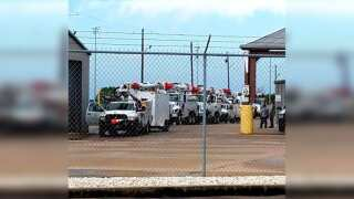 Local AEP crews head to Florida to assist in hurricane recovery
