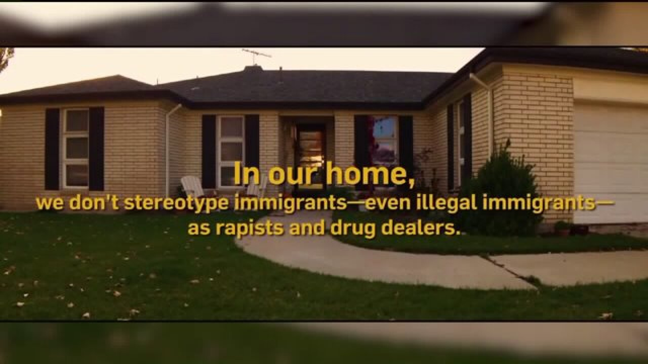 Utahn responds to call for Republicans to 'come home' to Trump with 'Not Our Home' video