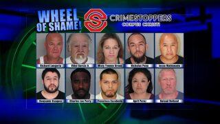 Wheel Of Shame: April 3rd