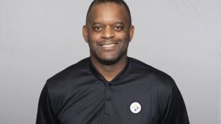 Ike Hilliard Pittsburgh Steelers