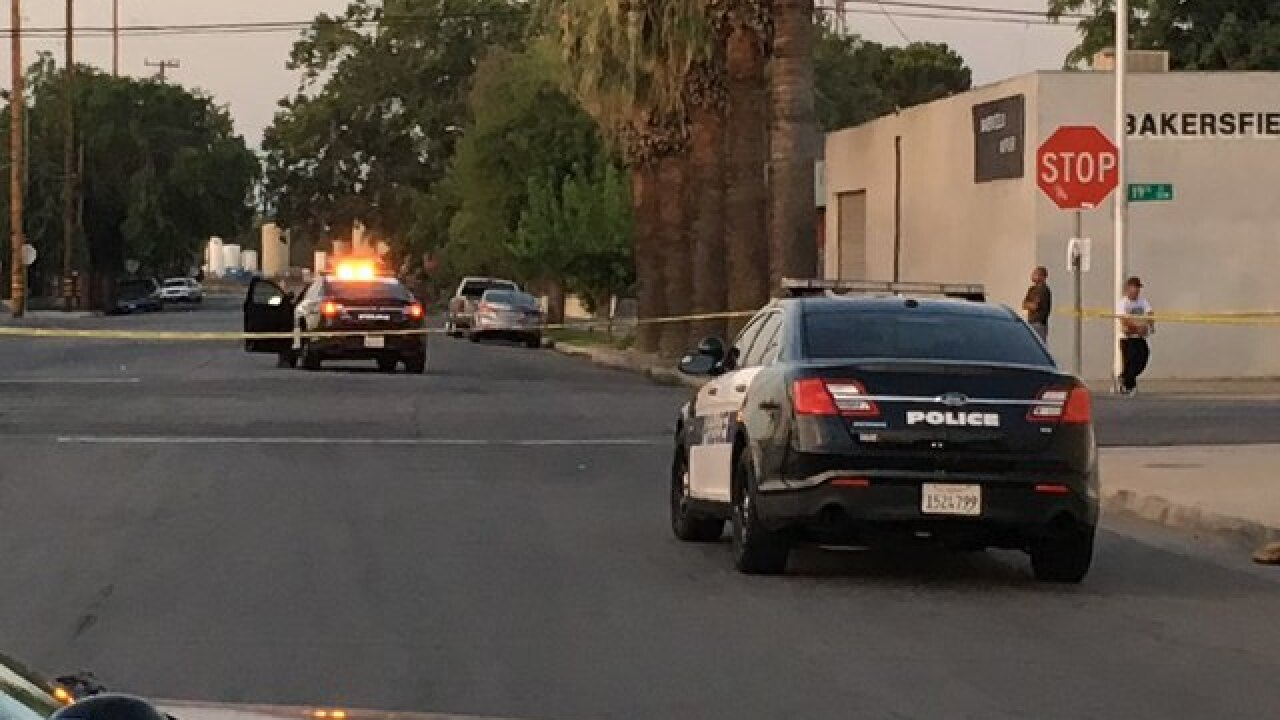 Homicide investigation in Central Bakersfield